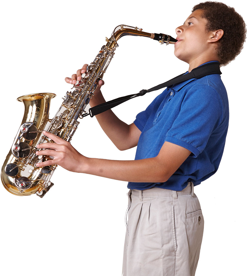 student-playing-saxophone